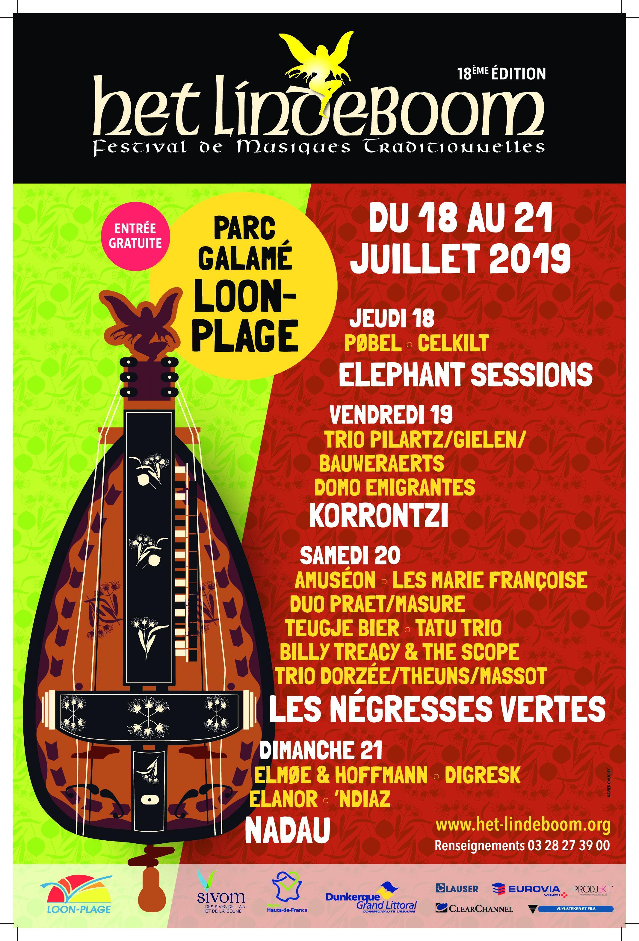 Festival Het Lindeboom